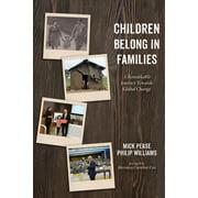 Children Belong in Families - eBook