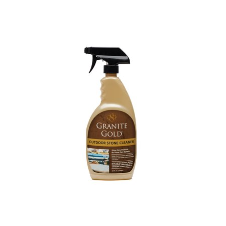 Granite Gold Outdoor Stone Cleaner 24 Ounce