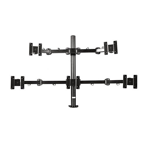 Monmount Pent Stand Articulating Cl& Style Height Adjus.  sc 1 st  Nextag & Multiple plate display stands | Compare Prices at Nextag