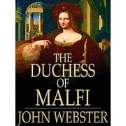 The Duchess of Malfi - eBook
