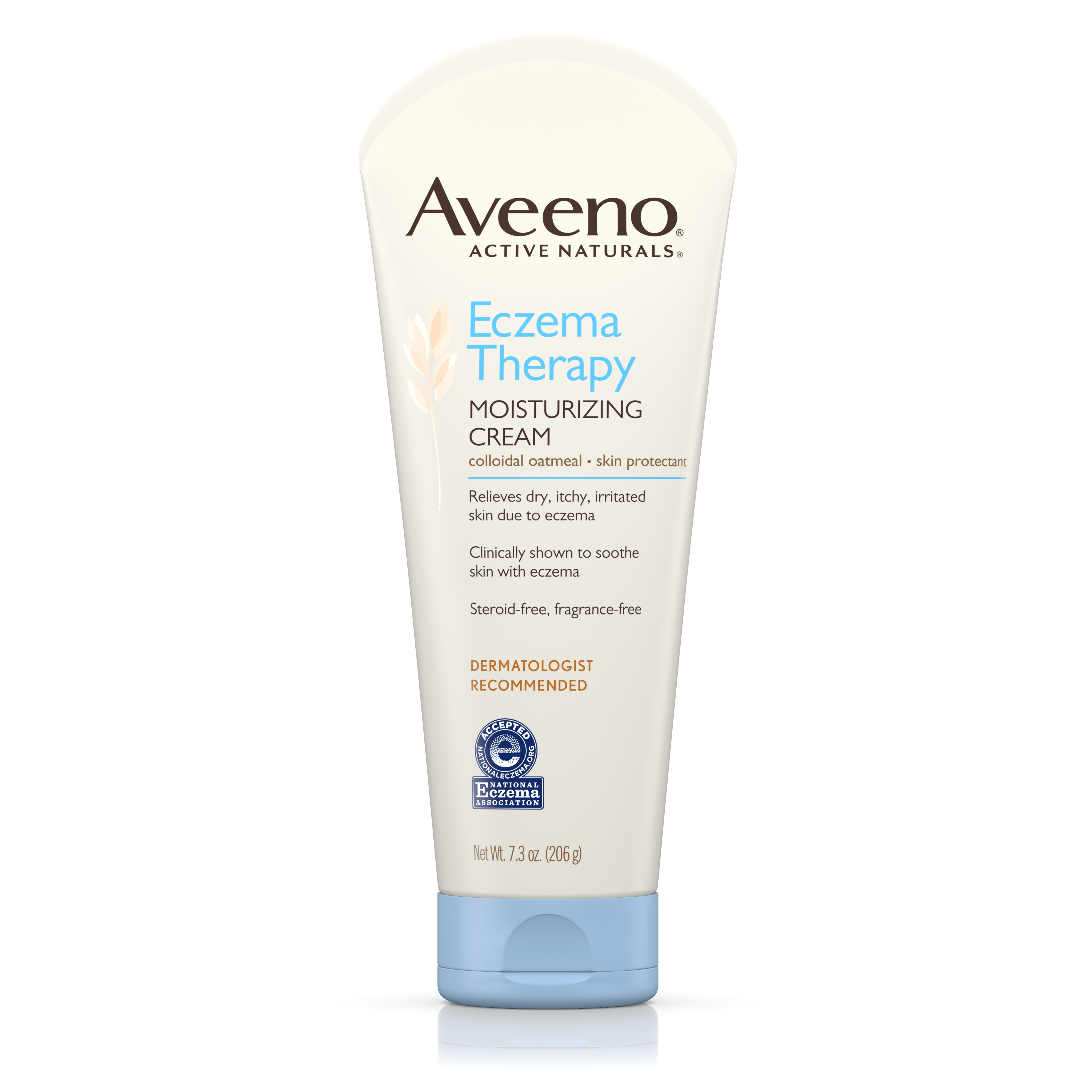 Aveeno Eczema Therapy Moisturizing Cream For Sensitive Skin, 7.3 Oz - Walmart.com