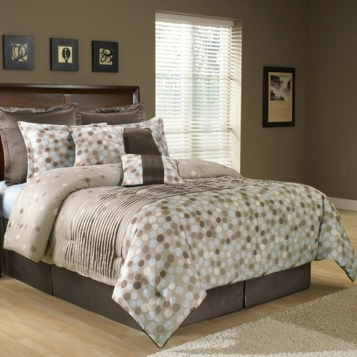 Generic Confetti Bedding Comforter Set