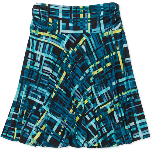 George Career Essentials Women's Jersey A-line Skirt