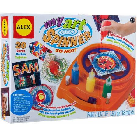 ALEX Toys Artist Studio My Art Spinner, So Hot!