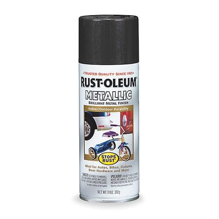 RUST-OLEUM 7272830 Spray Paint,Dark Bronze,11 oz.