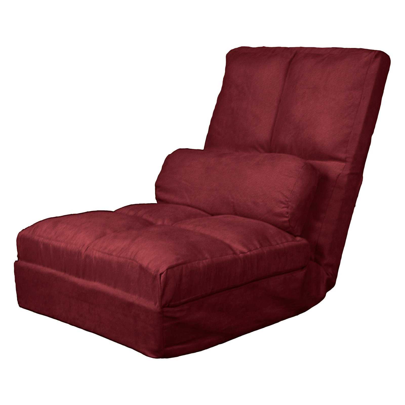 Epic Home Furnishings Cosmo Click Clack Convertible Sleeper Chair