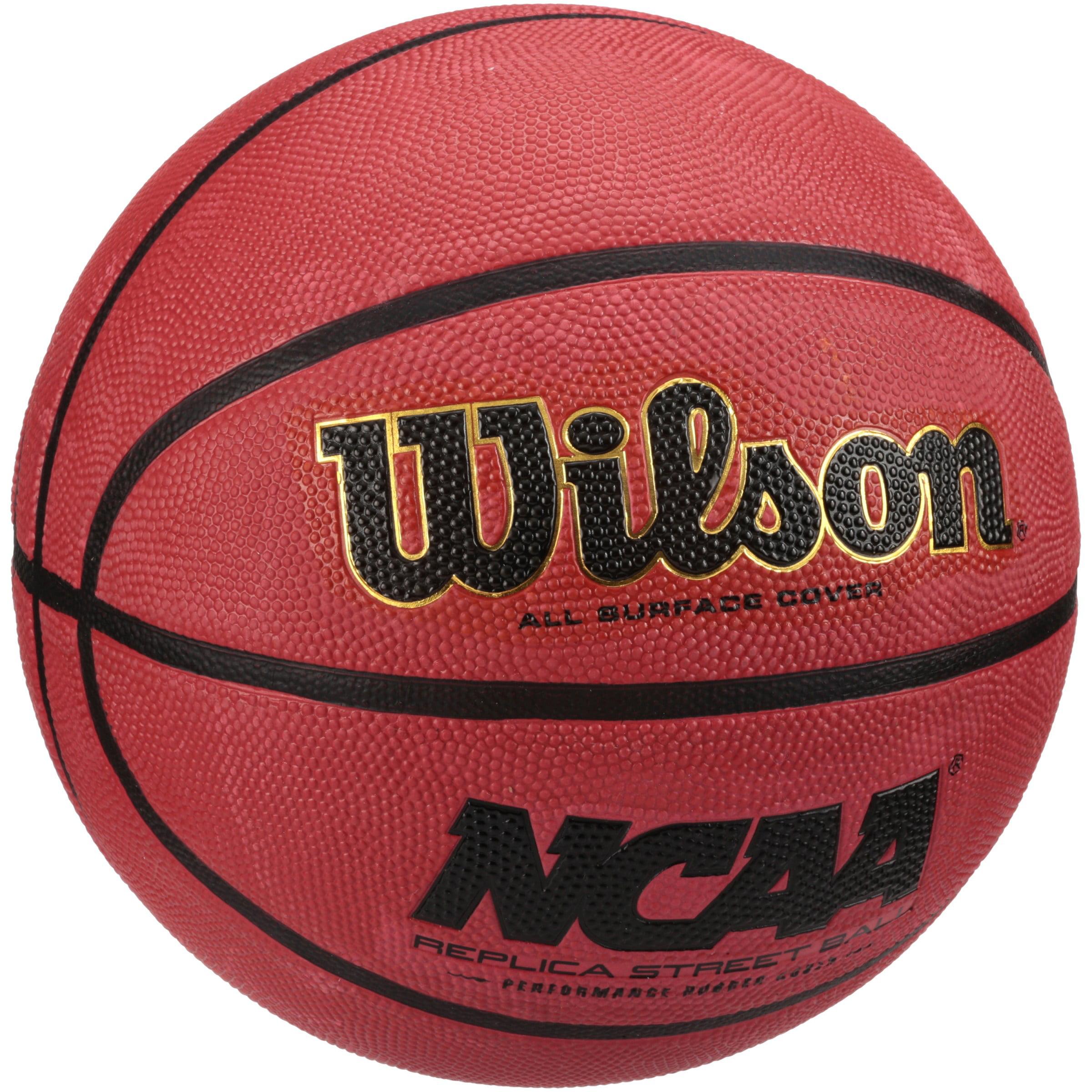 "Wilson NCAA Street Replica 29.5"" Basketball by Wilson Sporting Goods Co."