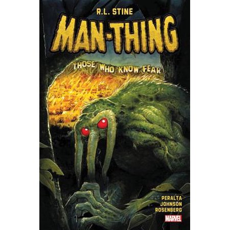 Man-Thing by R.L. Stine - Zombie Halloween Rl Stine