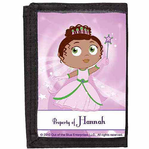 Personalized Super Why! Princess Presto Wallet