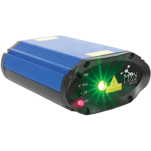 Chauvet Minlaserrgx2.0 Min Laser Rgx2.0