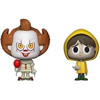 Funko Vynl 2 Pack: IT - Pennywise & Georgie