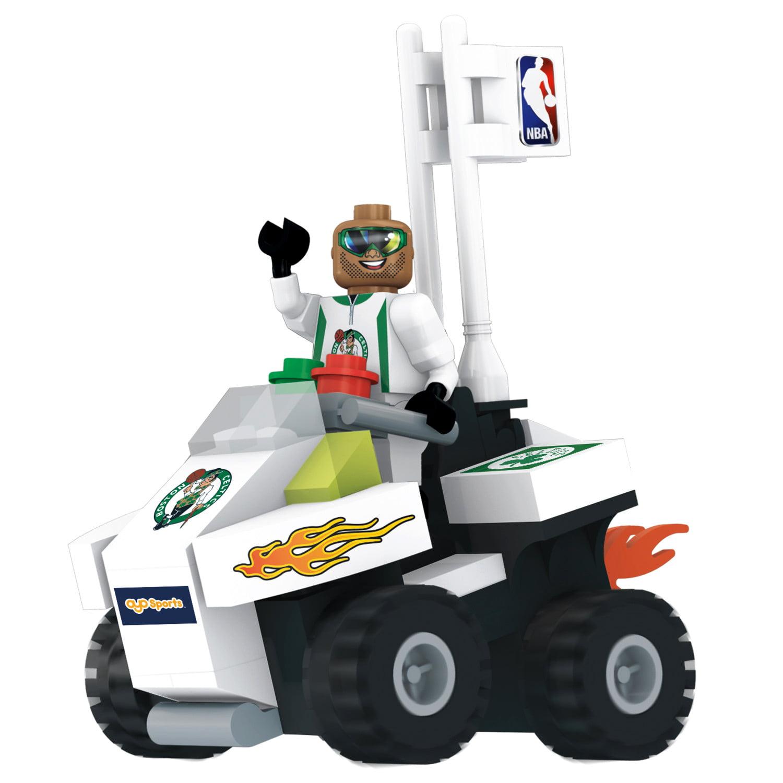 Boston Celtics OYO Sports ATV with Super Fan Minifigure Set - No Size