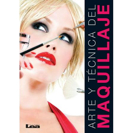 Arte y técnica del maquillaje - eBook](Juegos De Halloween Maquillaje)