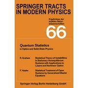 Springer Tracts in Modern Physics: Ergebnisse Der Exakten Naturwissenschaftenc; Volume 66 (Paperback)