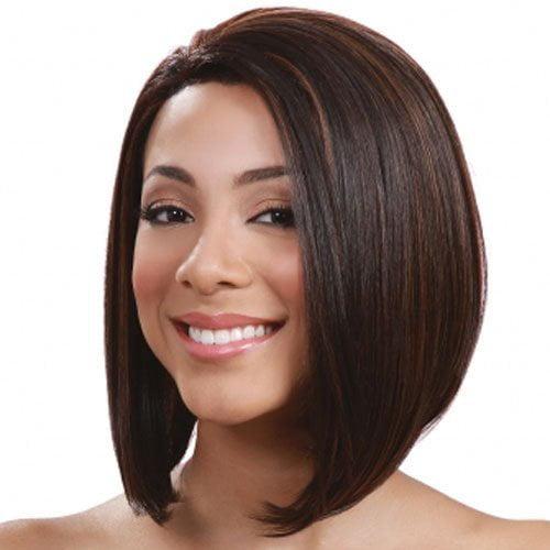 Lace Front Wig Mlf 32 Indigo Ba1268 Superior Fitting Without