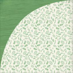 "Juniper Berry Double-Sided Cardstock 12""X12""-Balsam"