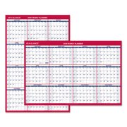 AT-A-GLANCE Vertical/Horizontal Wall Calendar, 24 x 36, 2018