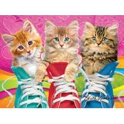 Kodak 350 Piece Jigsaw Puzzle - Sneaky Cats