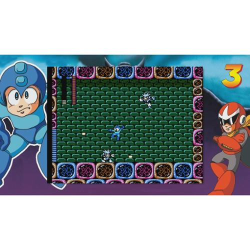 Capcom Mega Man Legacy Collection - Action/adventure Game - Nintendo 3ds (30523)