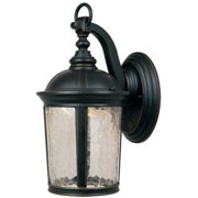 Designers Fountain Outdoor Winston LED21321 Wall Lantern - Aged Bronze Patina