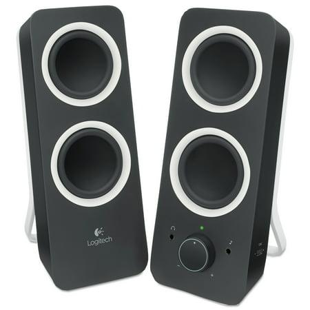 Logitech Z200 Multimedia 2.0 Stereo Speakers,