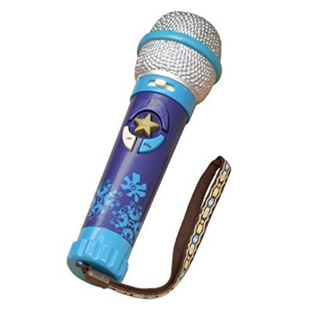 B. Okiedeoke Microphone - Teaches Musical Discovery, Rhythm, and Creativity - Has 8 Different Pre-Recorded Songs - For Ages 3 and Up by B. Toys (Toys By Age)