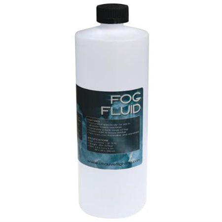 Chauvet Fog Fluid Quart - Fog Macine