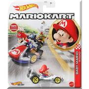 Hot Wheels Mario Kart Baby Mario B-Dasher