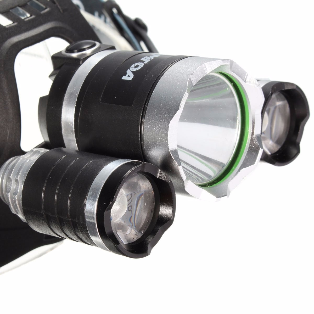 6000Lm T6 3xLED Headlight Torch Headlamp Head Light Lamp Rechargeable CA