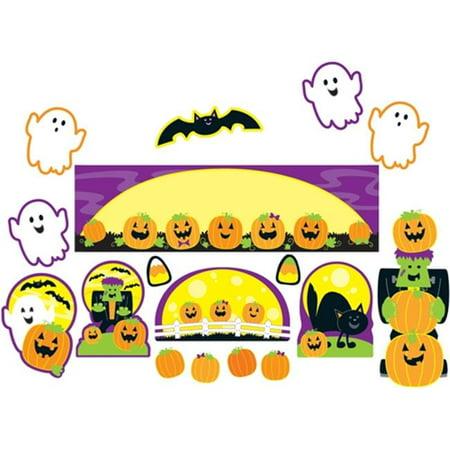 Halloween Bulletin Boards For Library (Halloween Mini Bulletin Board)