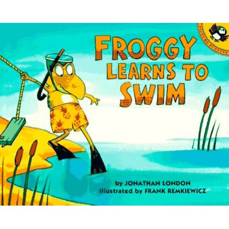 Froggy Learns to Swim](Froggy Halloween 2)