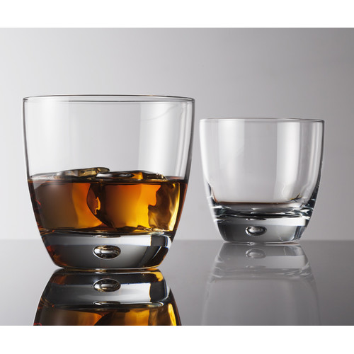 Flato Home Products Ambiance 10 oz. Double Old Fashioned Glass (Set of 4)