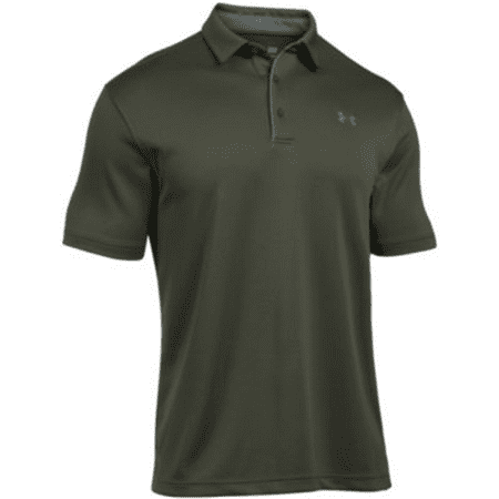 under armour 1290140 men's ua tech loose-fit golf polo shirt size s-3xl
