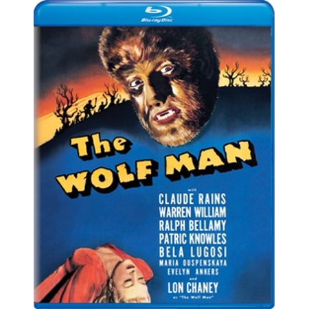The Wolf Man (Blu-ray)