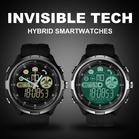 Zeblaze VIBE 4 HYBRID bluetooth Waterproof Smart Watch Men