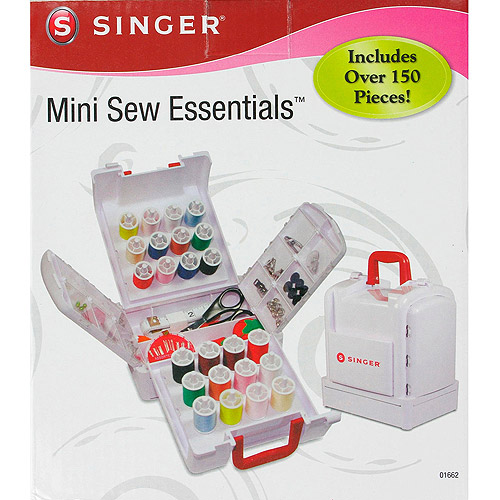 Singer Mini Sew Essentials Multi-Colored