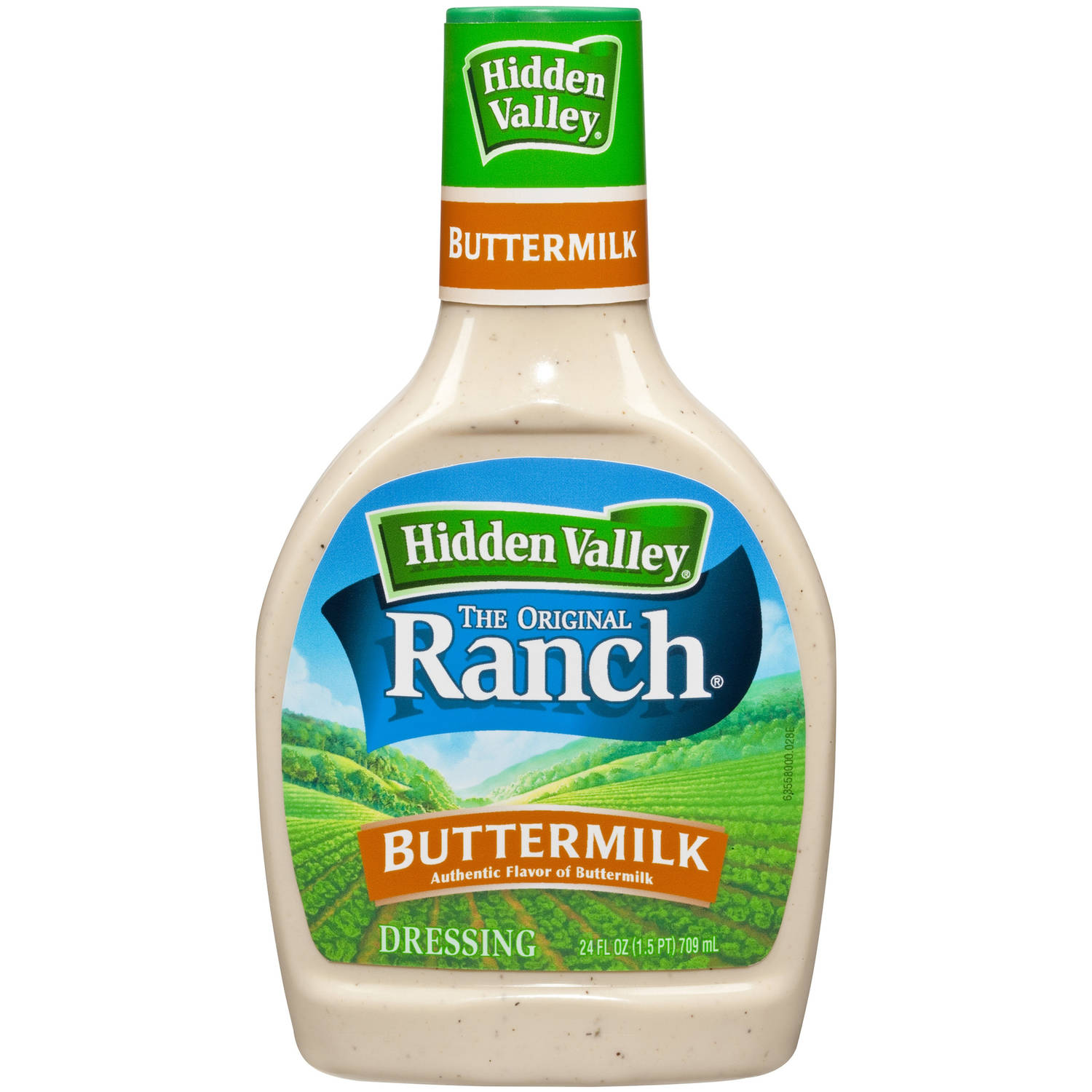 Hidden Valley The Original Ranch Old-Fashioned Buttermilk Salad Dressing, 24 Fluid Ounces