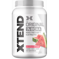 Scivation Xtend BCAA Powder, Branched Chain Amino Acids, 7g BCAAs, Watermelon Explosion, 90 Servings