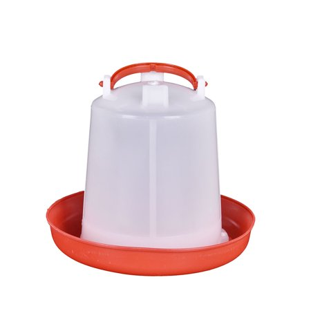 Poultry Chicken Quail Pheasant Automatic Drinker Food Feeder Waterer - Feeder Waterer