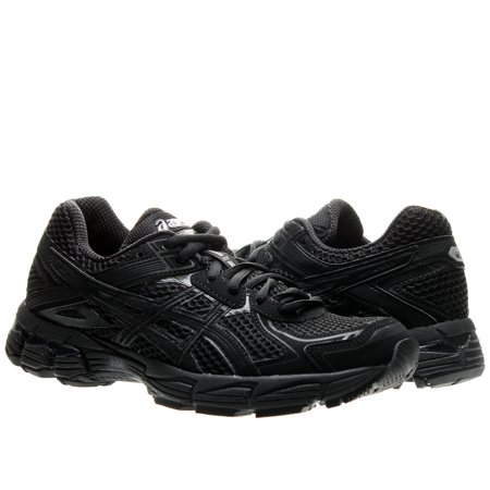 f596a8c379d1 Asics - Asics GT-1000 2 Black Onyx Lightning Women s Running Shoes  T3R6N-9099 Wide - Walmart.com