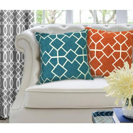 Better homes gardens better homes and gardens geometrics - Better homes and gardens pillows ...