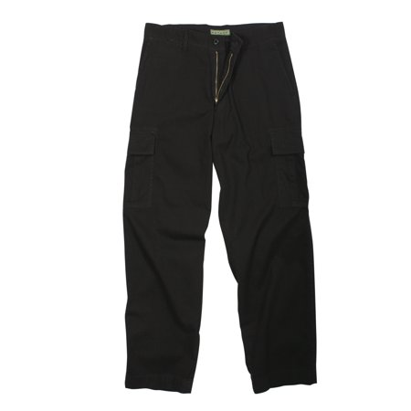 Rothco Vintage Tie (Rothco Vintage 6-Pocket Flat Front Cargo Pants,)