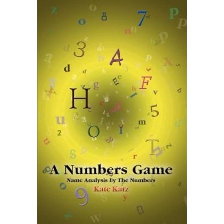 A Numbers Game  Name Analysis By The Numbers