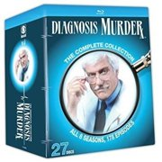 Diagnosis Murder: The Complete Collection (Blu-ray) by