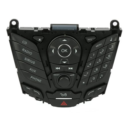 Ford Focus 2012-2013 AM FM Radio Phone Control Panel Module Part CM5T-18K811-KB -