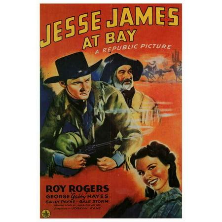 Jesse Pinkman Costume (Jesse James at Bay POSTER (27x40))