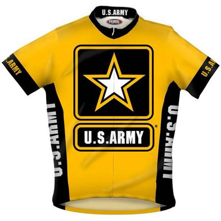 Auburn Cycling Jersey - US Army - Logo Cycling Jersey