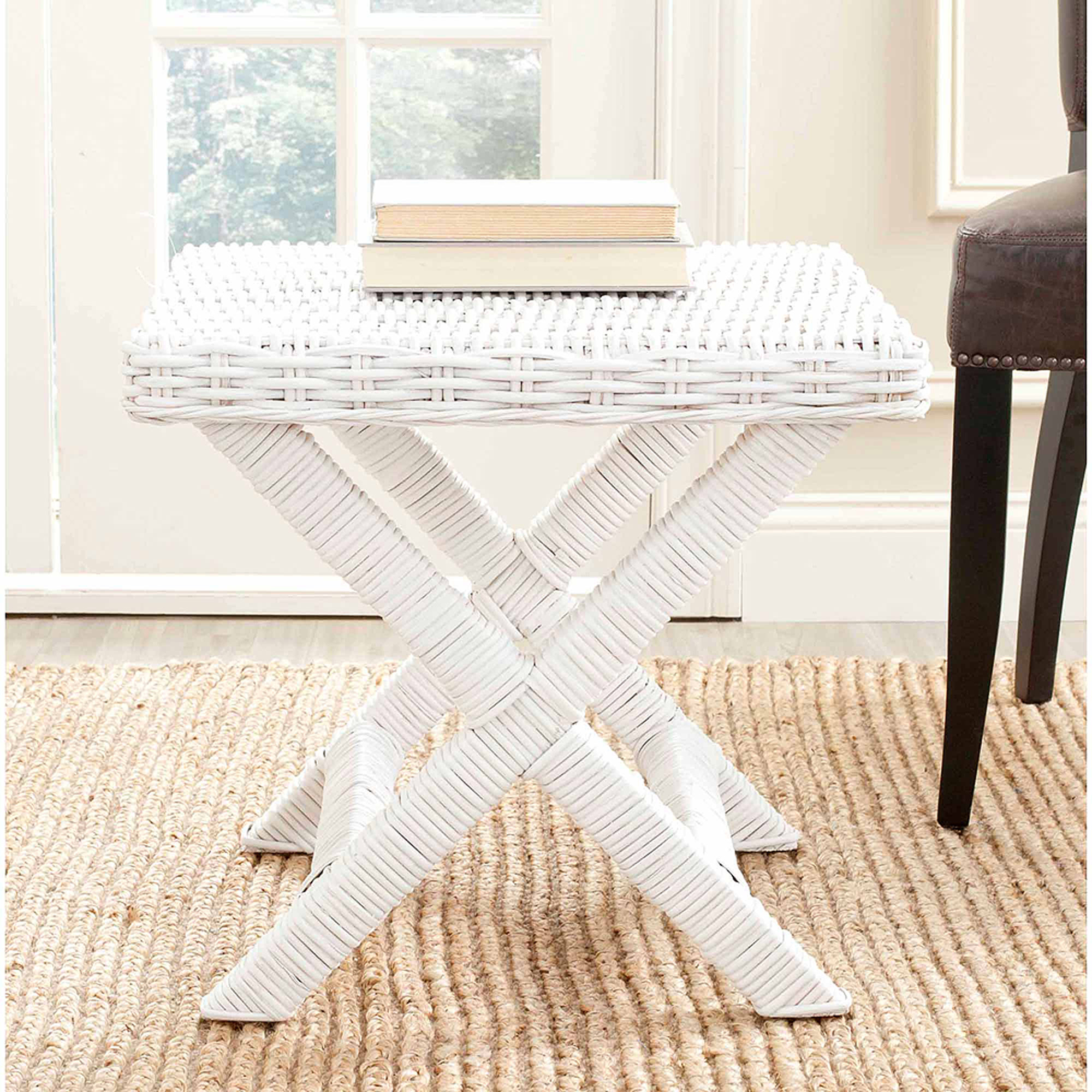 Safavieh Manor Wood Bench, Multiple Colors
