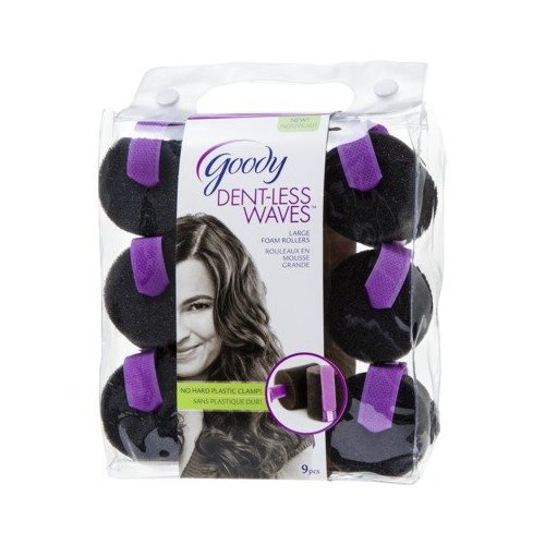 Goody Dent-less Waves Large Foam Rollers 9ct