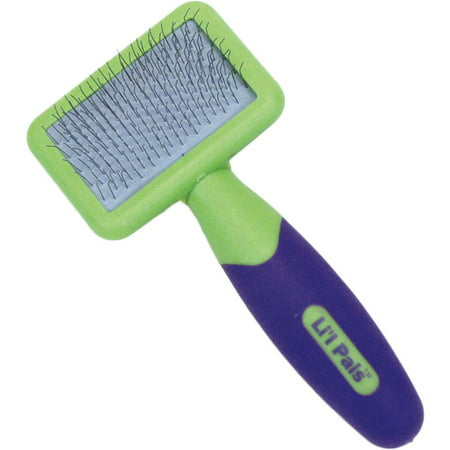 Li'l Pals Dog Slicker Brush W/Coated